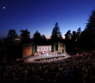 Forest Meadows Amphitheatre - Dominican Univ of CA