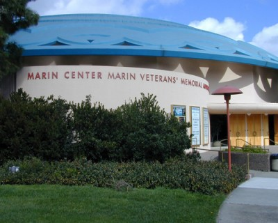 Marin Veterans' Memorial Auditorium