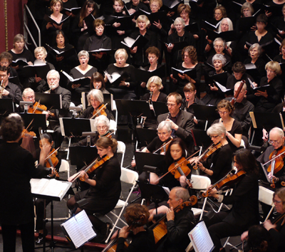MILL VALLEY PHILHARMONIC performs for a FREE Community Concert