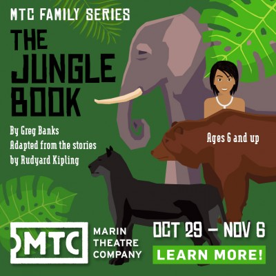 Marin Theatre Company's Family Series Produces The Jungle Book
