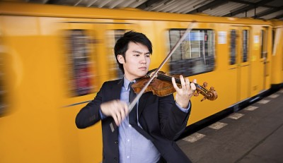 New Century Chamber Orchestra performs at the Osher Marin JCC