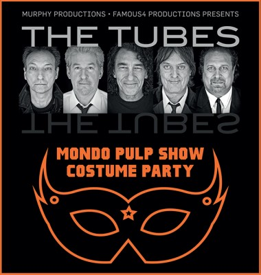 "THE TUBES perform Live for ""A Tubular Costume Party"" in San Rafael"