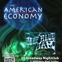 The American Economy + Deep Blue Jam @ 19 Broadway
