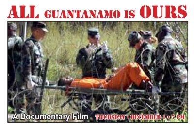 ALL GUANTANAMO IS OURS