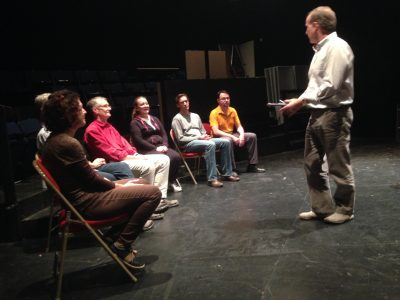 Adult Acting: Scene Study Intensive