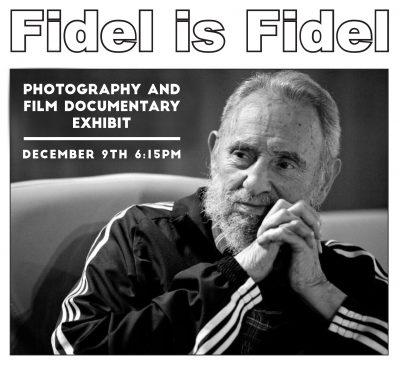 Fidel is Fidel