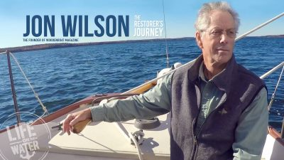 Jon Wilson: The Restorer's Journey