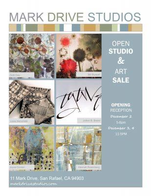 Open Studios & Art Sale