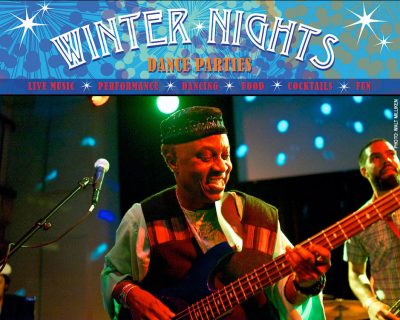 The 2nd Annual WINTER NIGHTS presents: THE WEST AFRICAN HIGHLIFE BAND