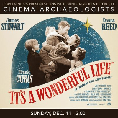 It's A Wonderful Life and 20,000 Leagues Under The Sea