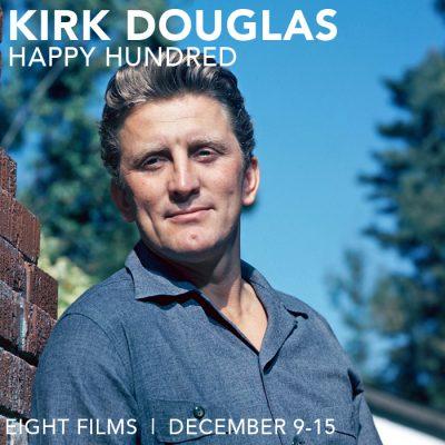 Kirk Douglas: Happy Hundred