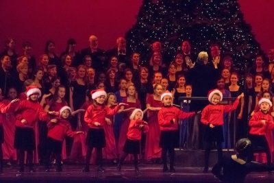 Singers Marin Annual Holiday Concert: 'Tis the Sea...