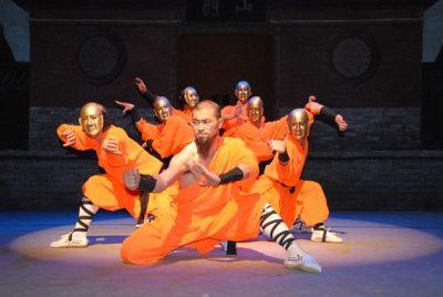 Shaolin Warriors: The Legend Continues