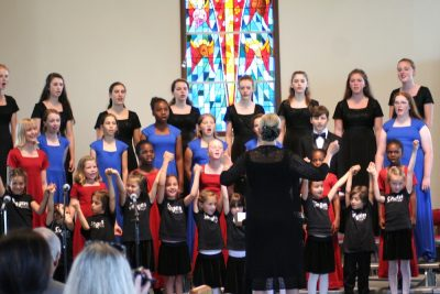 Vocal Arts Academy Enrolling Young Singers
