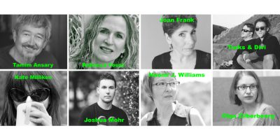 Why There Are Words Literary Reading Series' Seventh Anniversary