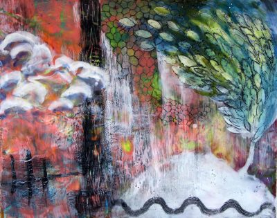 ENCAUSTIC WORKSHOP for all levels
