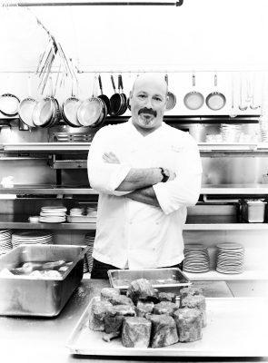 Fresh Starts Chef Events: Marc Dym