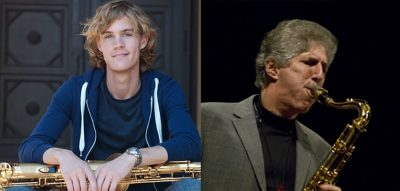 Greg Johnson Contemporary Big Band feat. Bob Mintzer