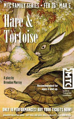 Hare & Tortoise by Brendan Murray