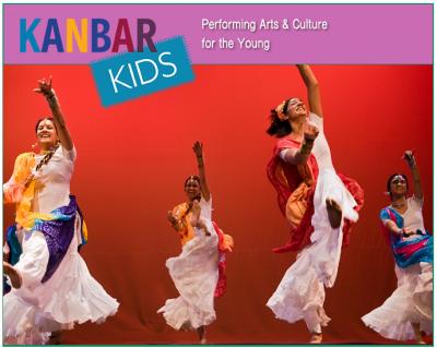Kanbar Kids presents COLORS OF INDIA: Bhangra Dance