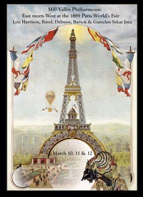 East meets West at the 1889 Paris World's Fair