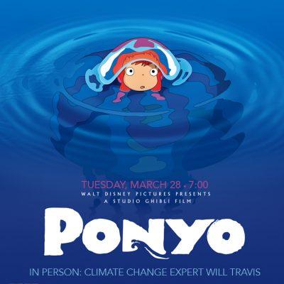SOS: Ponyo w/ Will Travis
