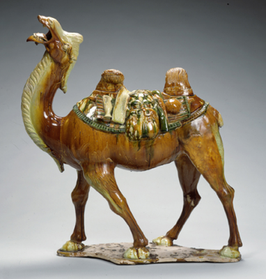 The Silk Road: Globalization in the Ancient World