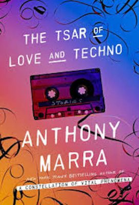 "Corte Madera Library Book Group Discussion ""The Tsar of Love and Techno"""