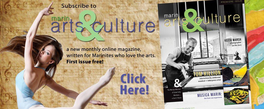 Marin Arts&Culture Magazine