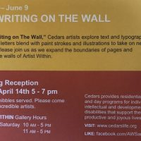 FREE Artist Reception at Artist Within - A Cedars Gallery