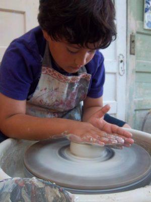 Summer Camp Clay, Ceramics + Pottery June 12-16