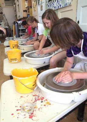 Summer camp Clay, Ceramics + Pottery June 19-23