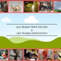 2017 Marin Open Studios @ Art Works Downtown