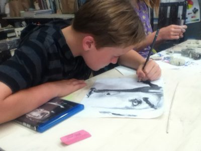 Drawing + Illustration (ages 8-14)