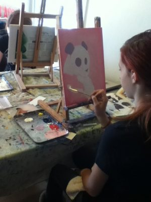 Drawing + Painting 202 Session: Week of May 1, 8, 15, 22, 29, June 5