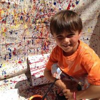 Summer camp Art + History July 31-August 4
