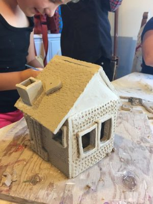 Summer camp Clay, Ceramics + Pottery August 7-11
