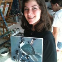 Summer camp Fine Art Painting August 14- 18
