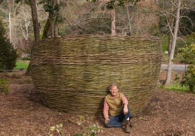 Weaving with Charlie Kennard: Family Open House at the Giant Basket