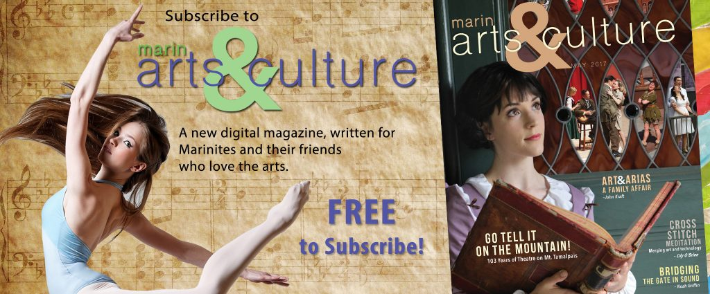 May 2017 Marin Arts & Culture