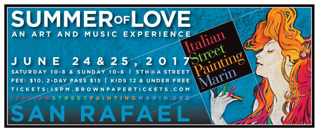 2017 Italian Street Painting Festival