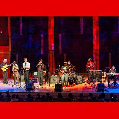 THOMAS MAPFUMO & The Blacks Unlimited at the Osher Marin JCC 25th Annual Summer Nights