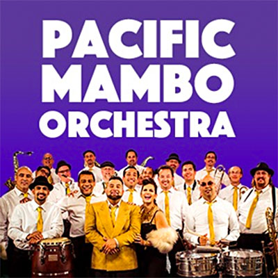 LATIN BIG BAND! PACIFIC MAMBO ORCHESTRA at the Osher Marin JCC 25th Annual Summer Nights