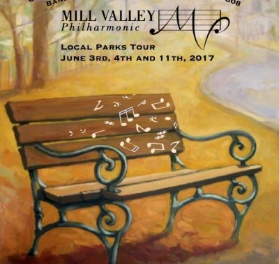 Mill Valley Philharmonic Local Parks Tour