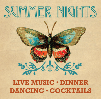 THE 25th Annual Summer Nights Outdoor Concerts at ...