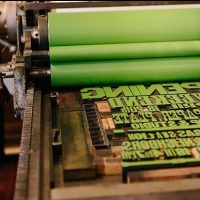Teen Summer Camp: Letterpress & Screenprinting (for a cause)