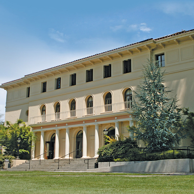 Angelico Hall - Dominican Univ of CA