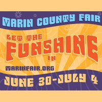 2017 Marin County Fair: Let the Funshine In!