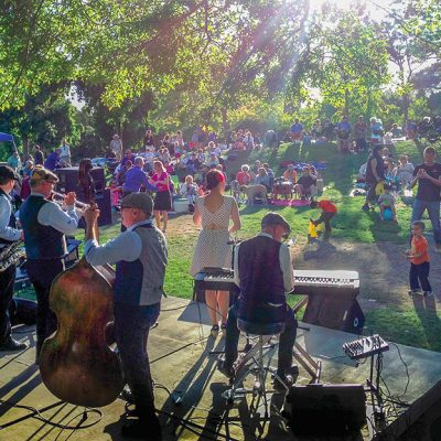 Marinwood Music in the Park