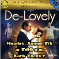 """""""De-Lovely"""" featuring the music of Cole Porter"""